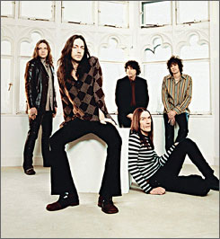 The Black Crowes Cowes